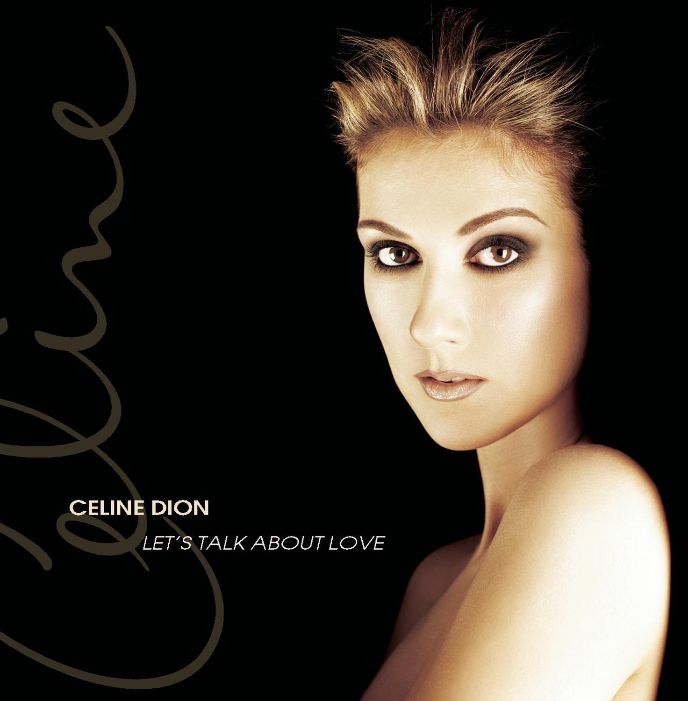 Resultado de imagem para céline dion let's talk about love