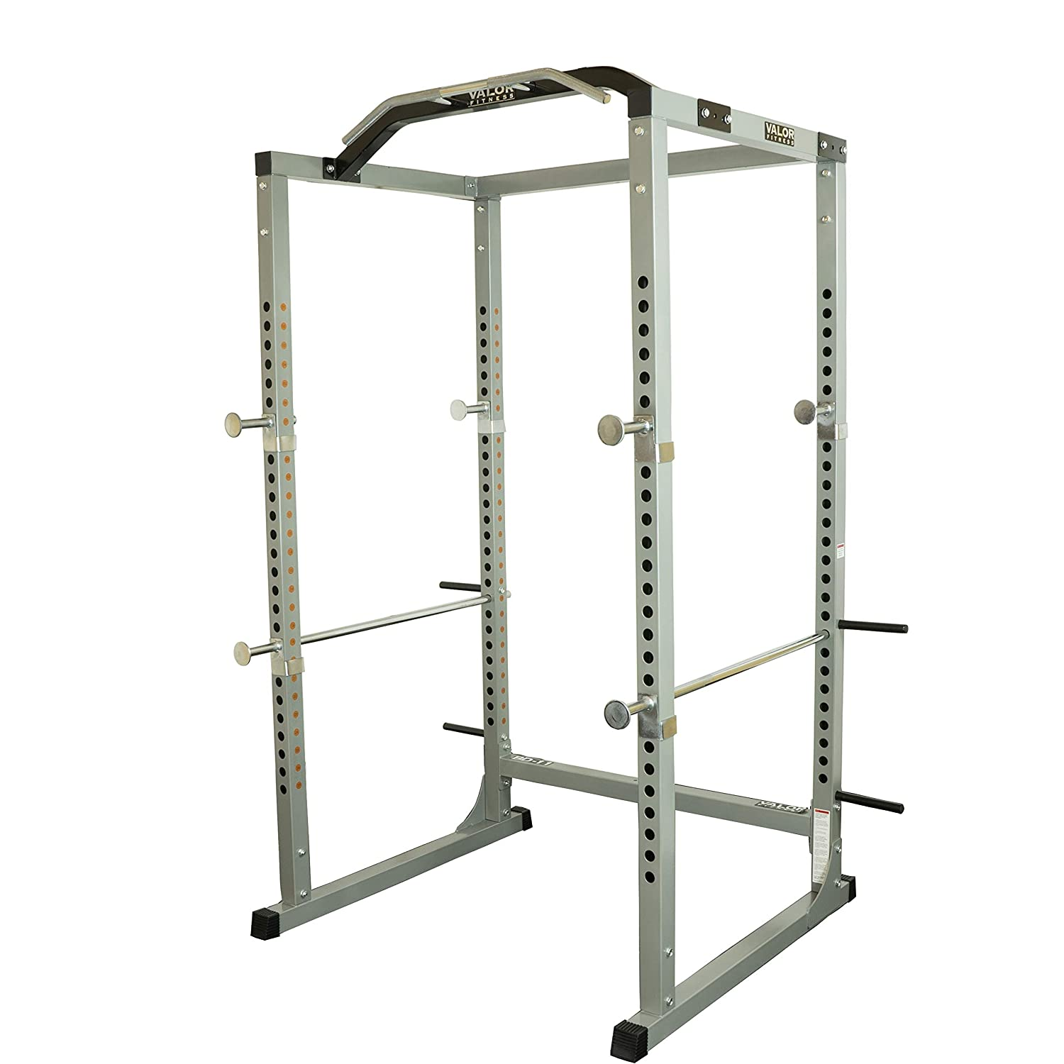 Valor Fitness BD-11 Hard Power Rack w Available Bundle Options for a Complete Home Gym