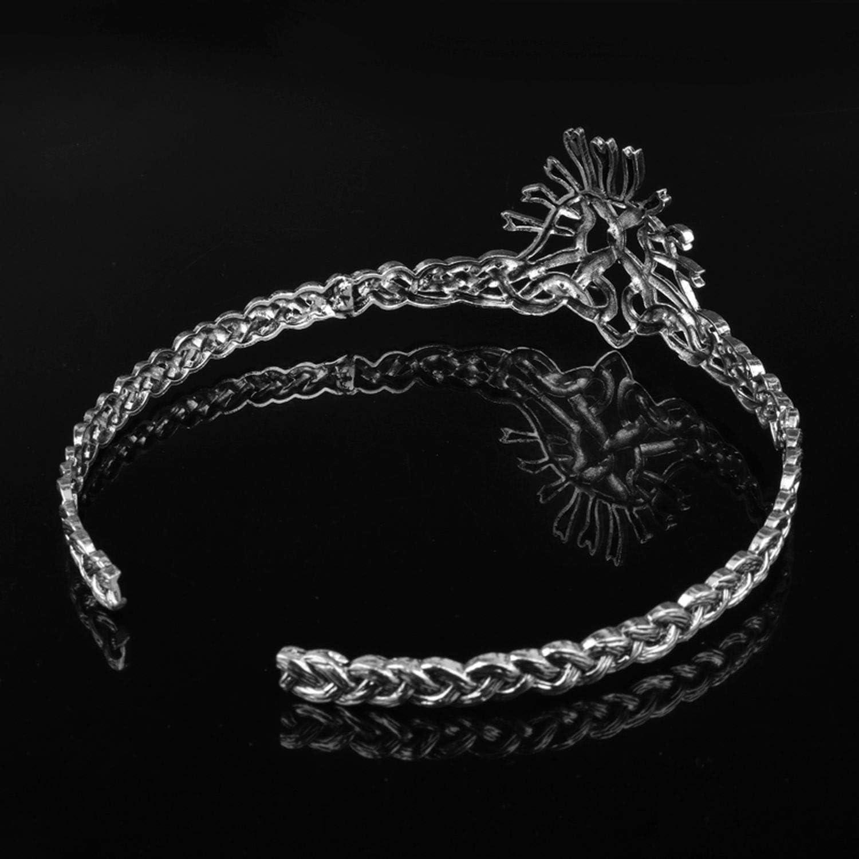 Game Of Thrones Cersei Lannister Diadem Hairband Crown Women Hair Accessories