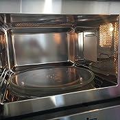 Teka MWE 255 FI Microondas con grill, 1450 W, Otro, Gris y negro ...