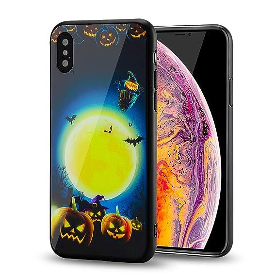 iphone xs case pumpkin