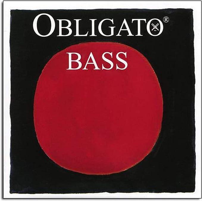 Pirastro Flexocor Deluxe Bass D String 3//4 Size