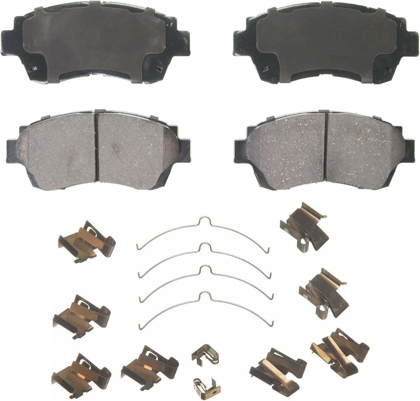 Rear Ceramic Brake Pads Pair For 1995 1996 1997 1998 1999 TOYOTA AVALON
