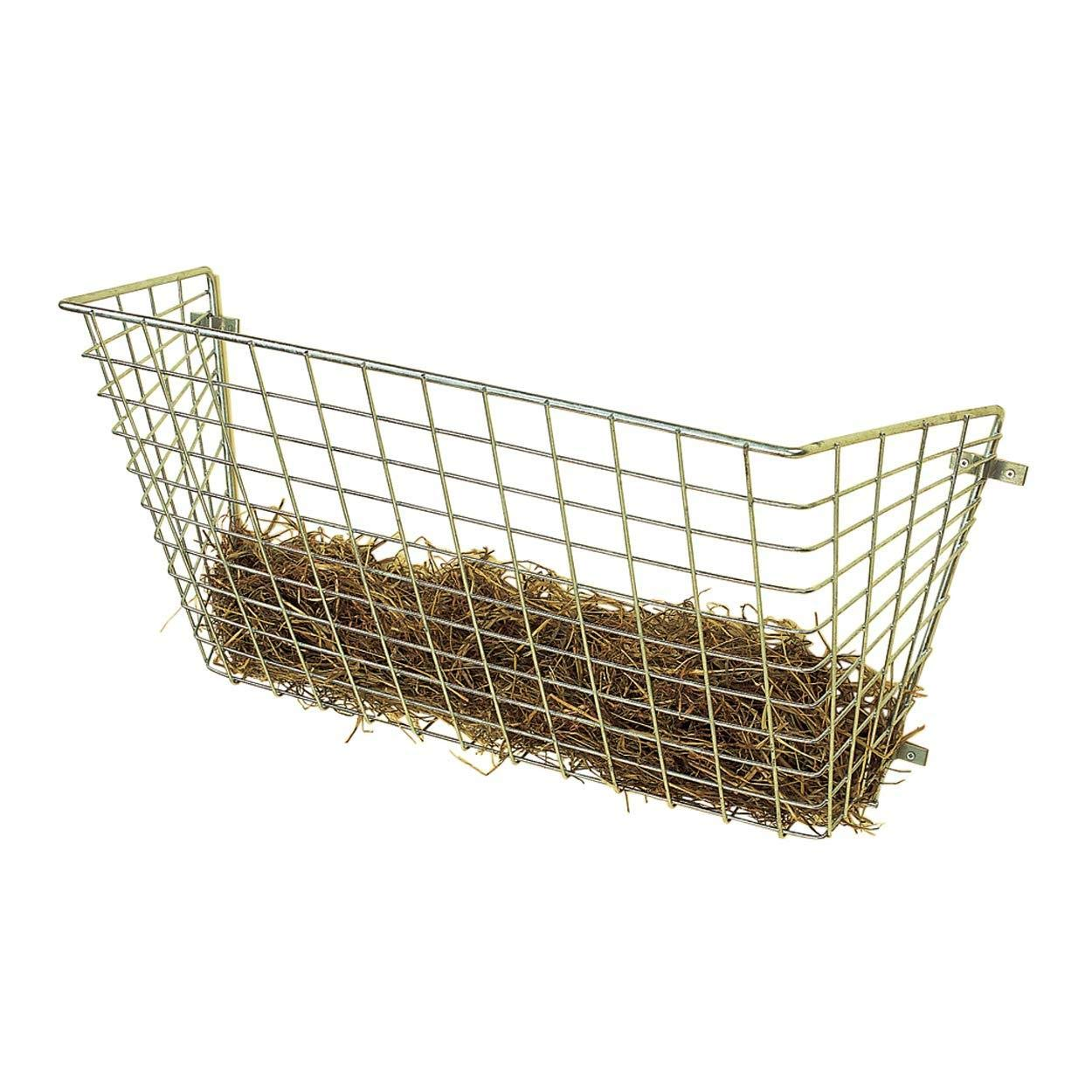 Stubbs Haylage Rack (One Size) (Silver) by Stubbs