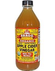 Bragg Organic Raw Apple Cider Vinegar, 16 Ounce - 1 Pack by Bragg