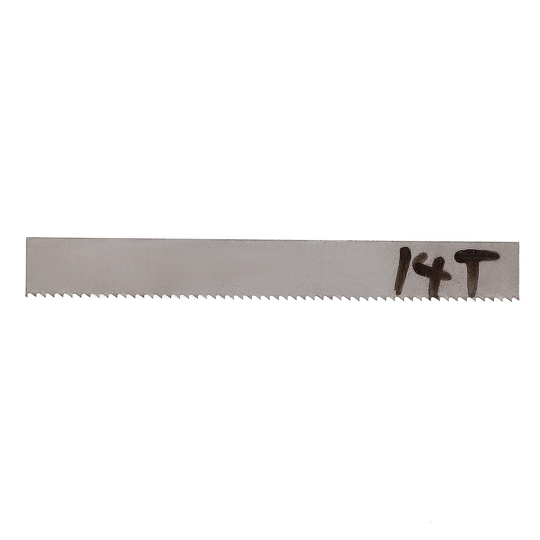 105 X 14 tpi para metal Imachinist S1051214 Bi-Metal Hoja Sierra De Cinta 2667 mm 1//2 X 13 mm