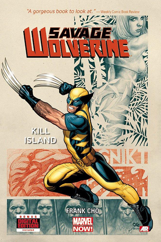 Savage Wolverine Volume 1: Kill Island (Marvel Now) ebook