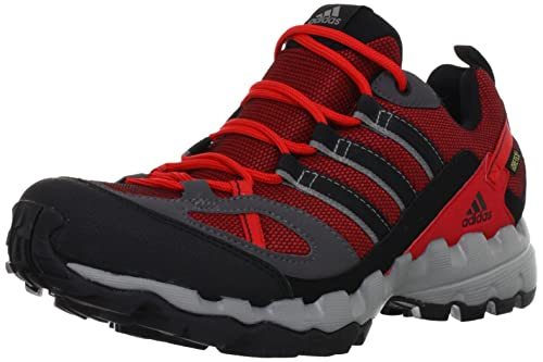 adidas AX 1 GTX Trekking  Hiking Shoes Mens red  Black  Grey