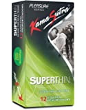Kamasutra Superthin Ultra Thin - 12 Condoms
