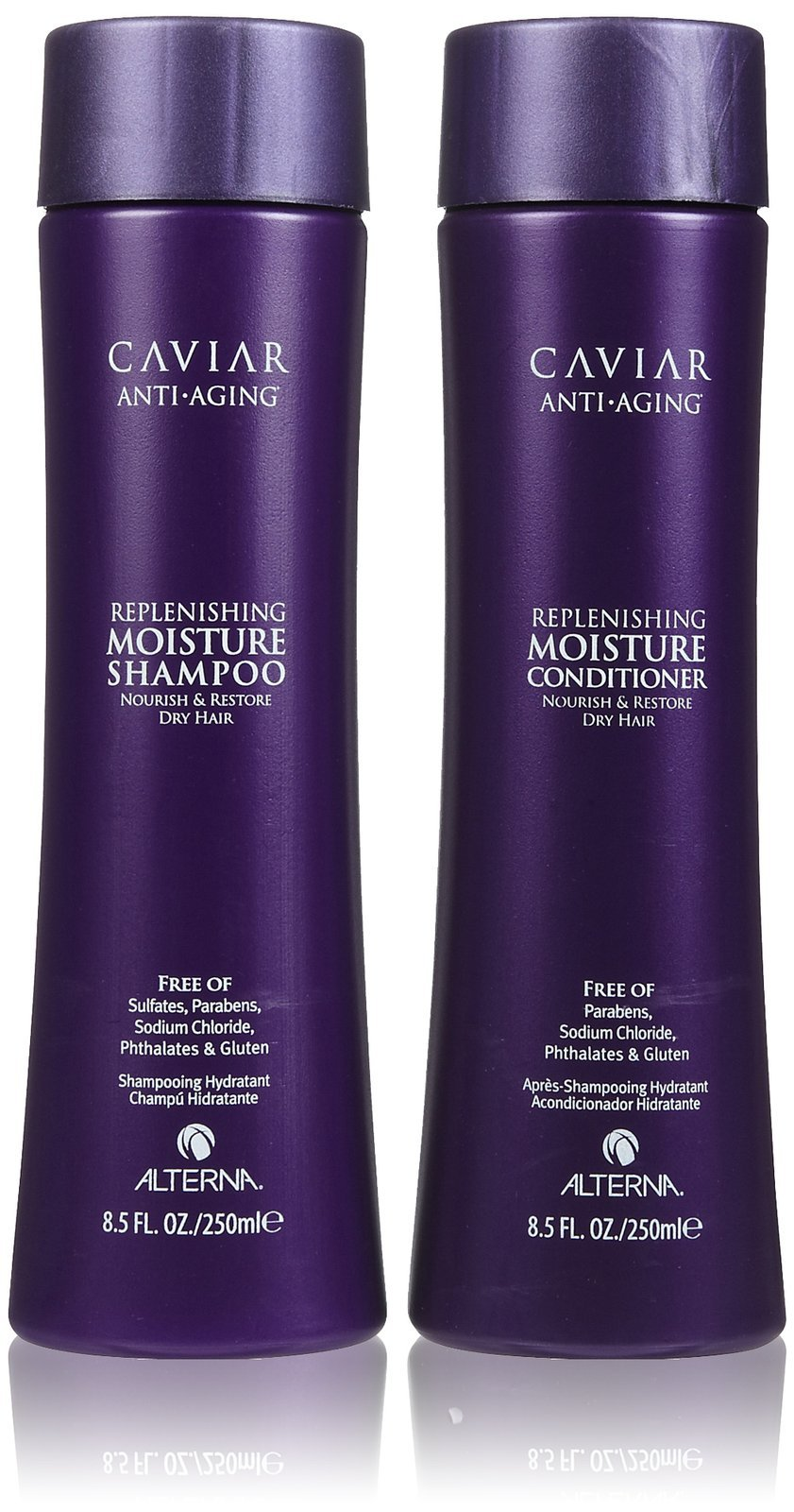 Alterna Caviar Anti-Aging Seasilk Moisture Shampoo & Conditioner Duo