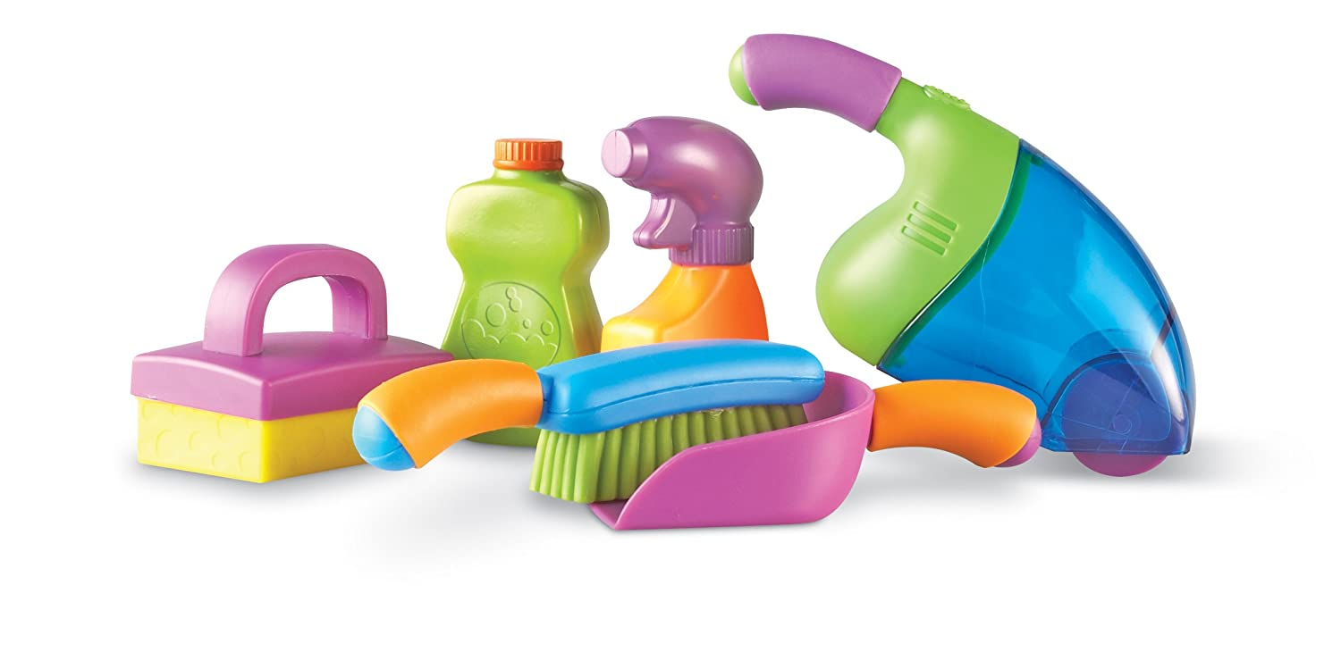 Learning Resources New Sprouts Clean It! Playset (6 Piece)