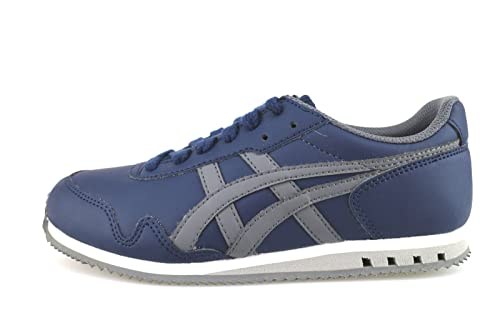 scarpe donna ONITSUKA TIGER by ASICS sneakers blu pelle AG212
