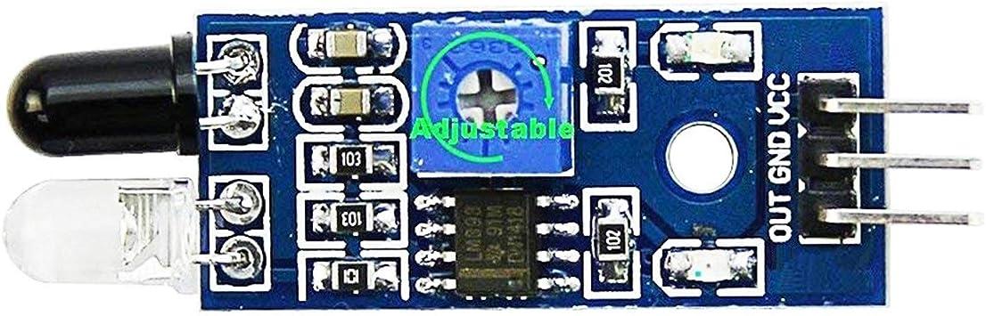 Módulo inalámbrico Conveniente Práctica 3 - 5 V DC módulo de ...