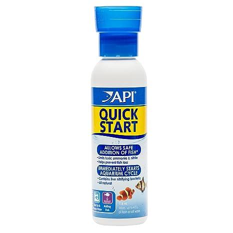 API Inicio rápido Acuario Agua Dulce y Agua salada Nitrifying Bacteria acondicionado