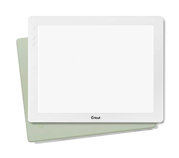 Cricut Bright Pad For Weeding, Tracing and Drawing