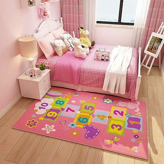 CarPET Cartoon Modern Kinderzimmer Baby Krabbelmatte Schlafzimmer ...