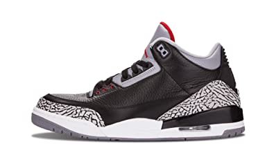 premium selection 70b52 0e843 Image Unavailable. Image not available for. Color  Air Jordan 3 Retro ...