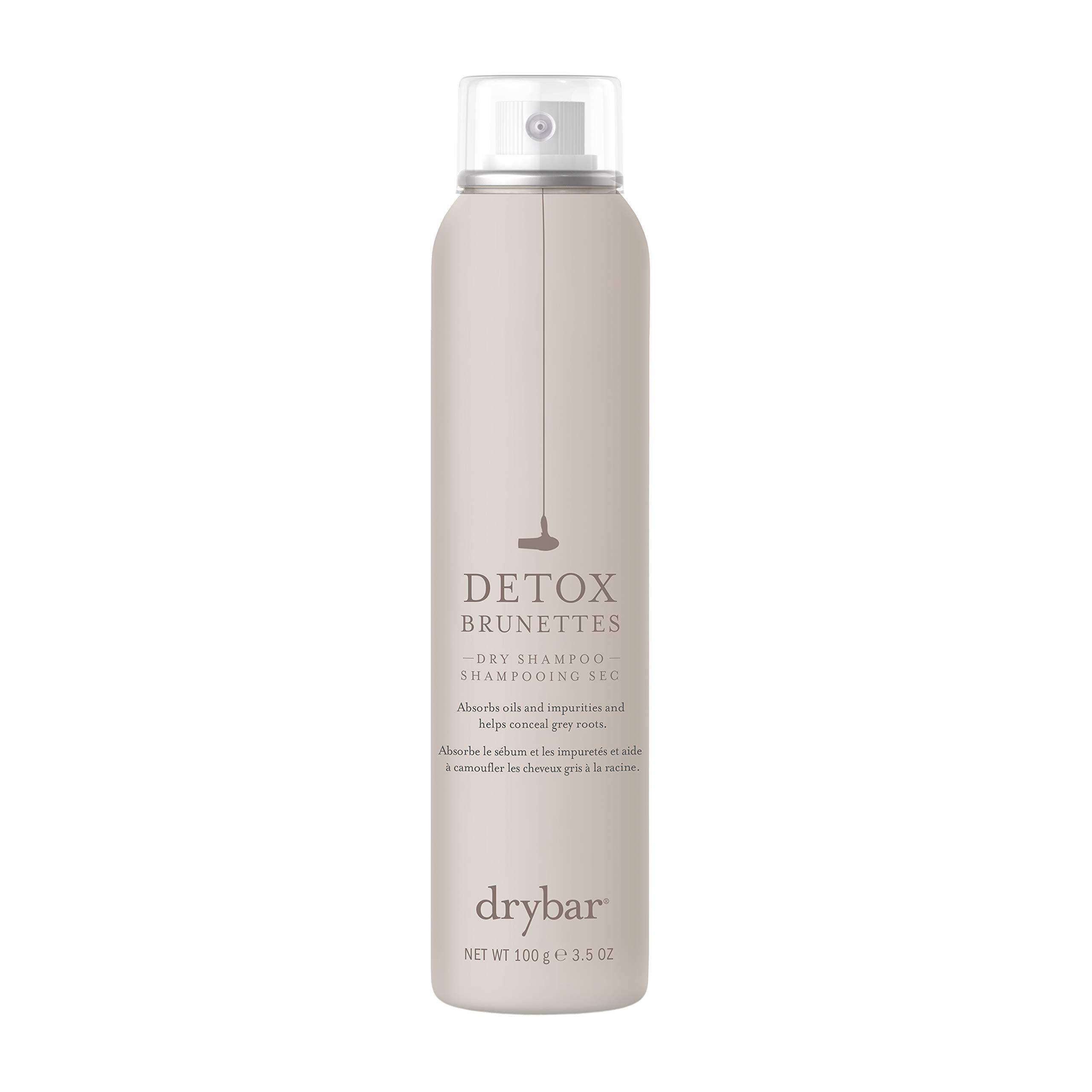 Drybar Detox Brunettes Dry Shampoo, 3.5 Ounces by Drybar