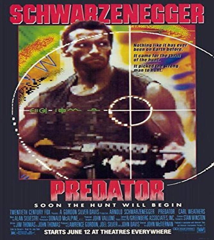 "Amazon.com: Buyartforless Predator (1987) Movie Poster 24""x36"": Posters &  Prints"