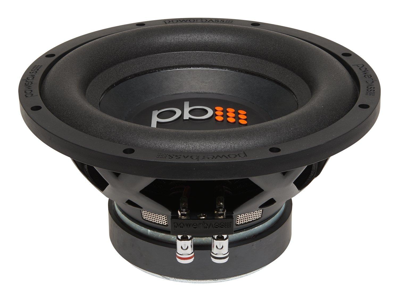 "Amazon.com: Powerbass S-1004D 550W Max 10"" Dual 4 Ω Subwoofer (S1004D): Car  Electronics"
