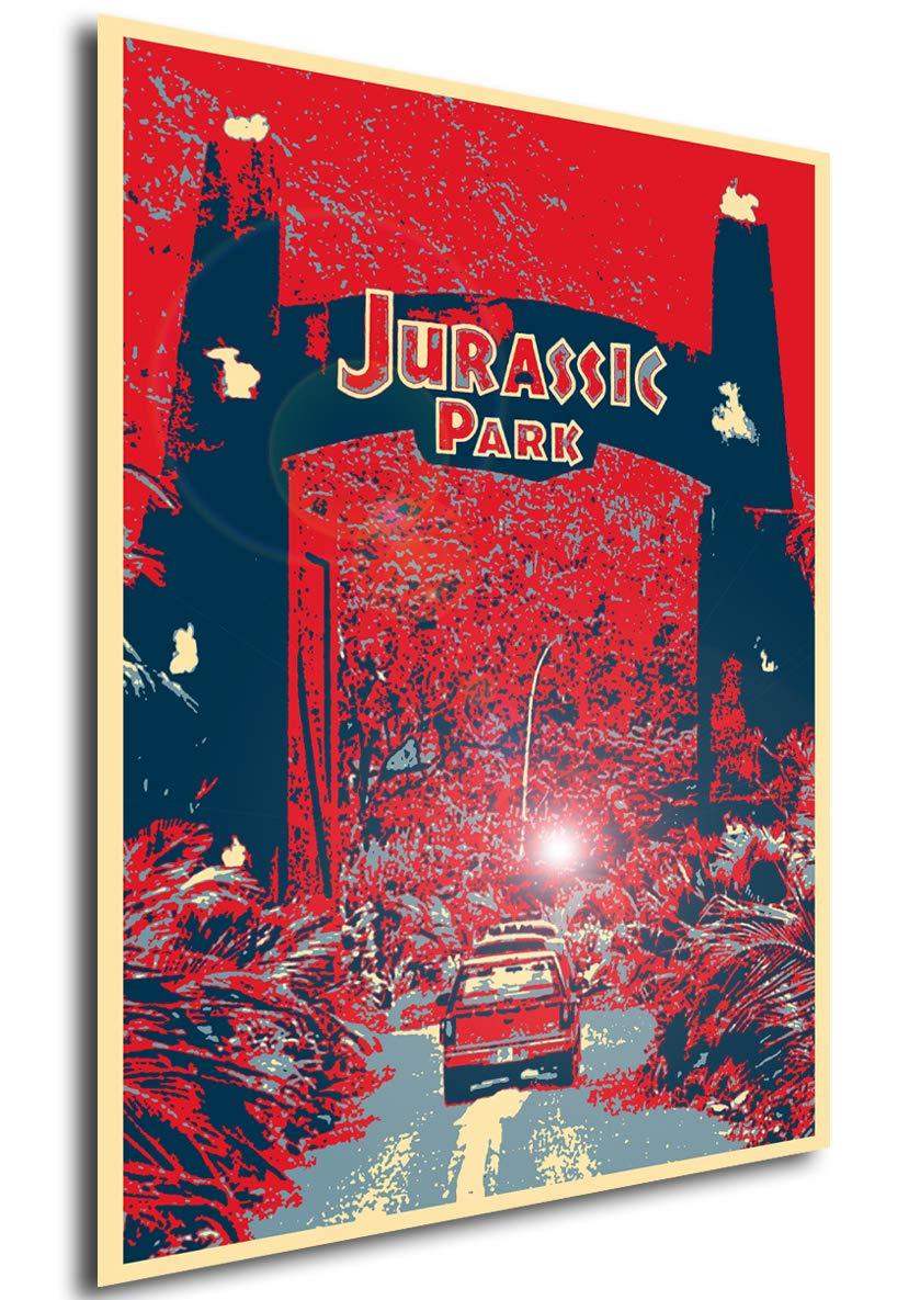 Instabuy Poster Propaganda Full - Jurassic Park B (Cartel ...