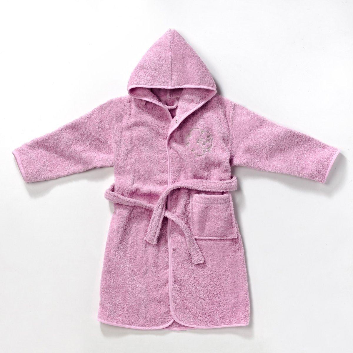 La Redoute R Mini Rizo Albornoz Fur Niños quotbetsiequot 420 gm, Rosa, 94 cm (3 Jahre): Amazon.es: Hogar