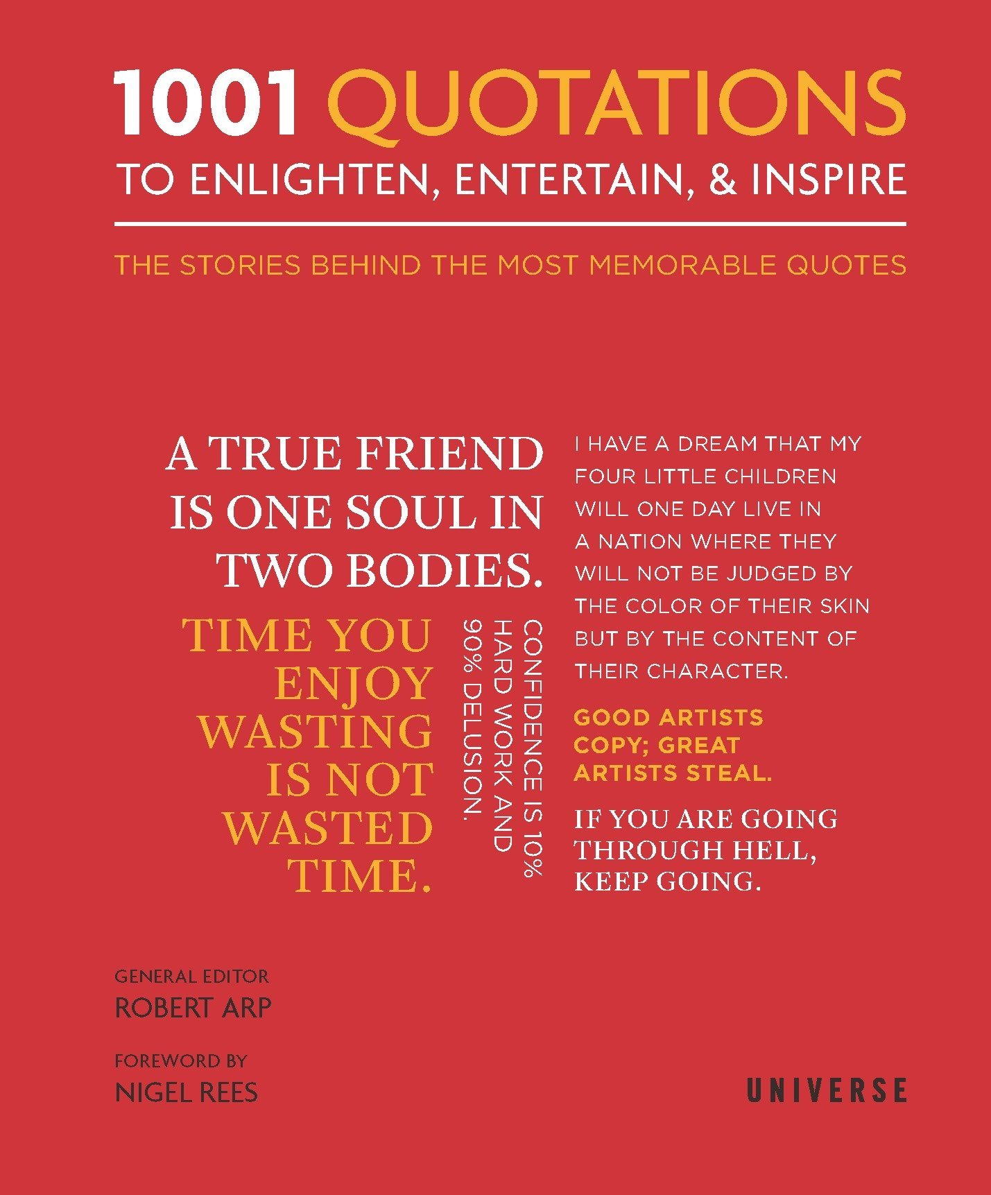 1001 Quotations To Enlighten Entertain And Inspire Robert Arp