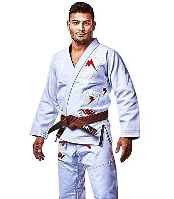 92477d0f8 Warriors Heart Storm 'Stealth T3' Kimono at Amazon Men's Clothing store: