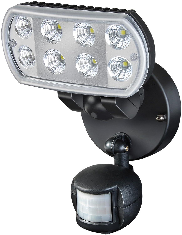 Brennenstuhl Hochleistungs-LED-Leuchte L801 PIR IP55 mit Infrarot ...
