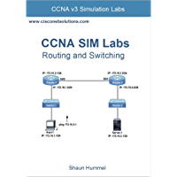 CCNA Simulation Labs : 100-105, 200-105, 200-125