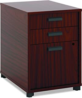 """product image for HON Manage Pedestal File - 2 Pencil Drawers with 1 File Drawer, 15-3/4""""W, Chestnut (HMNG15PED)"""