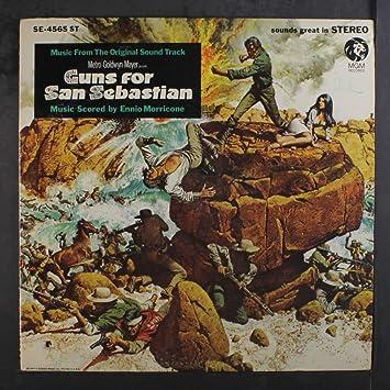 Amazon.com: guns for san sebastian LP: Music