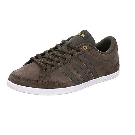 adidas Caflaire Sneakers Uomo Scarpe casual bb9706 Marrone NUOVO