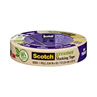 3M Masking Tape for Basic Painting.94-Inch by 60.1-Yard