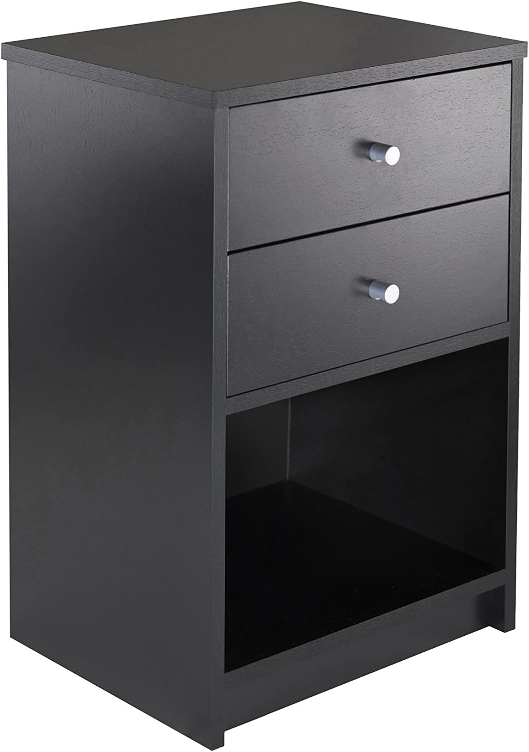 Winsome Ava model name Accent Table Black