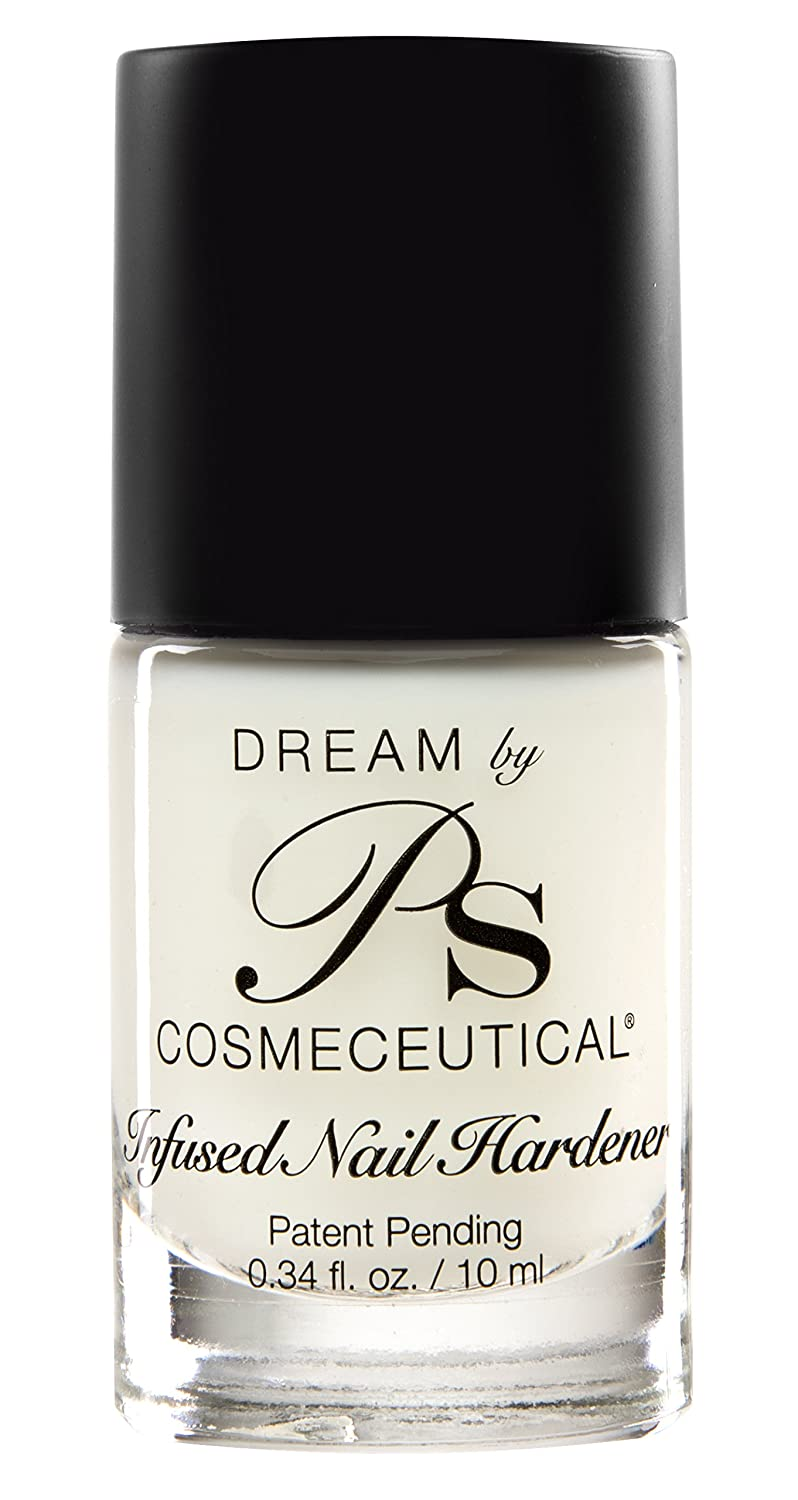 PS Polish Nail Strengthener, Nail Hardener, Natural Safe Non-Toxic Professional Nail Strengthening Treatment, Best Nail Strengthening Products for Manicure, Pedicure MSRP $17.99 DREAM BY PS COSMECEUTICAL