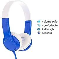 ONANOFF BuddyPhones Discover | Kids Headphones | Non-Foldable, Durable, Comfortable | Kids Safe Volume Limiting | Built…