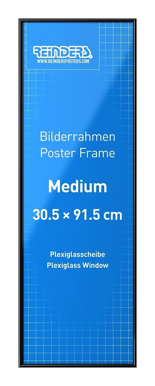 Amazon.de: Bilderrahmen Poster 30, 5 x 91, 5 cm