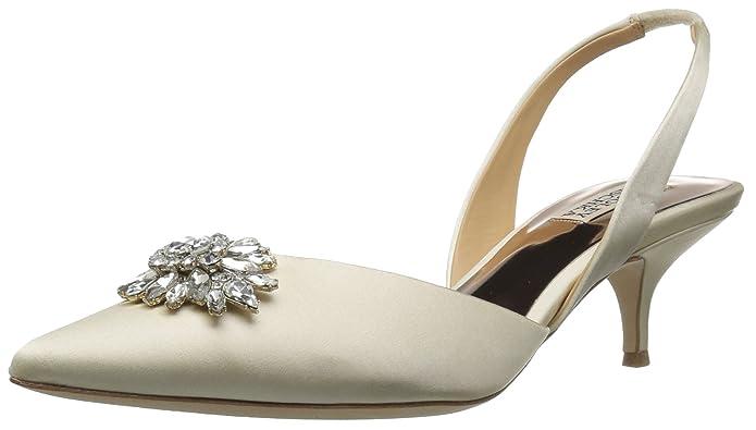 5b2dcaddd1 Amazon.com: Badgley Mischka Women's Salena Pump: Shoes
