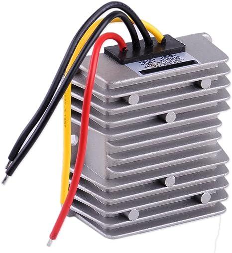 Beler Wasserdicht Auto Automatisch Dc Spannung Stabilisator Konverter Regulator Modul Dc 8 40v Auf 12v 6a 72w Boost Stromversorgung Auto