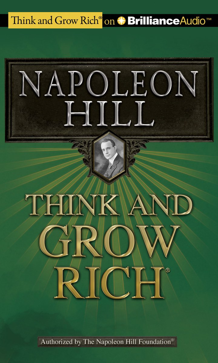 Think and Grow Rich: Napoleon Hill, Joe Slattery: 8601400147399 ...