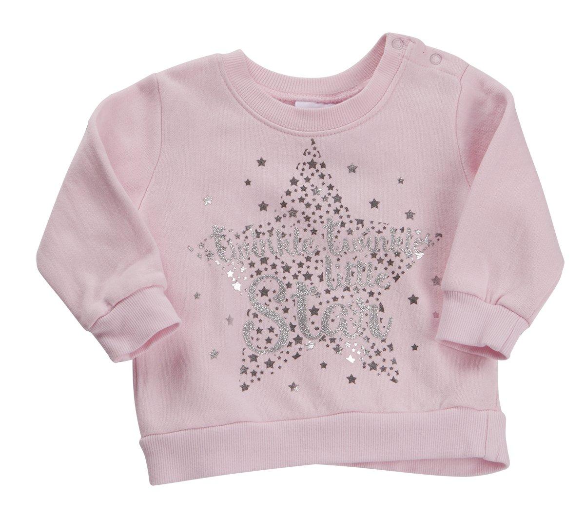 BABY TOWN BABYTOWN Babies Printed Design Novelty Jumper Sweatshirt
