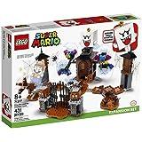 LEGO Kit de construcción Super Mario™ 71377 Set de Expansión: Rey Boo y el jardín Encantado (431 Piezas)
