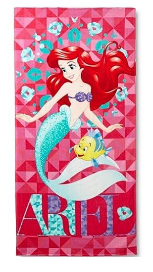 Disney La Petite Sirène Ariel Et Polochon Plage Piscine