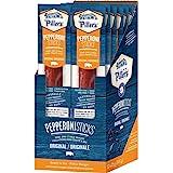 Piller's Pepperoni Sticks Original 12 Pack x 25g (300g)