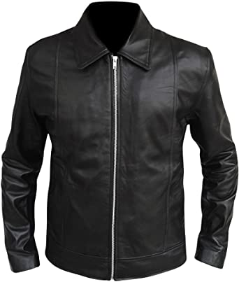 Leather jacket sale mens