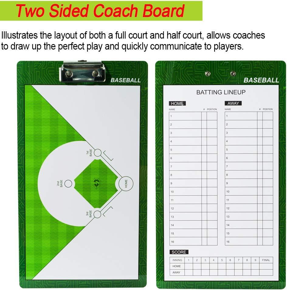 Amazon.com: Shinestone Coaches Board - Pizarra de borrado en ...