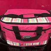 B.PRIME Classic Bolsa Nevera de 20 l Rosa I 36 x 26 x 22 cm I ...