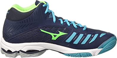 Mizuno Wave Lightning Z4 Mid, Zapatillas de Running para Hombre ...