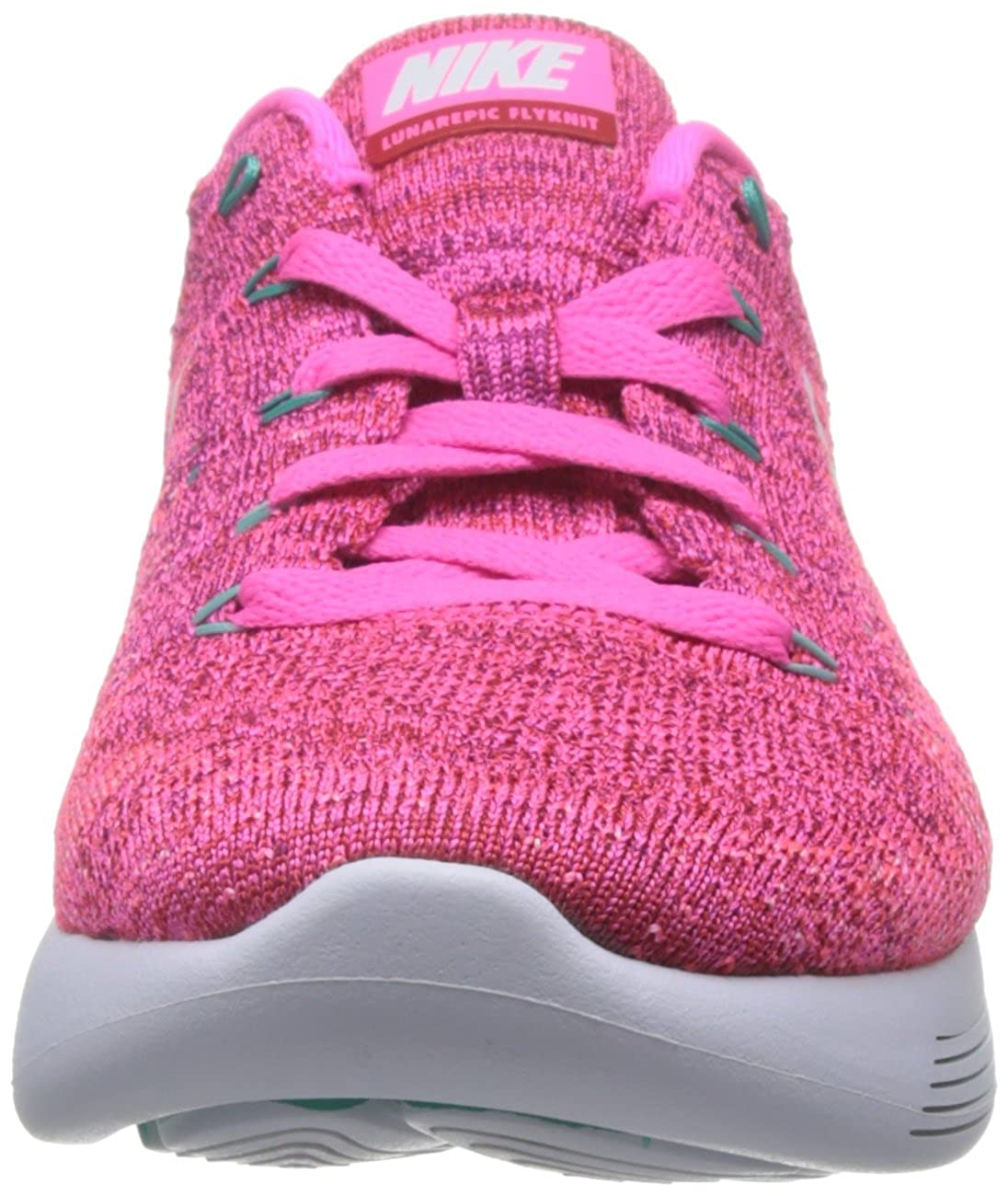 Nike 843765-601, Chaussures de Trail Femme, Rose (Pink Blast/White-Clear Jade-Hyper Turq), 40 EU